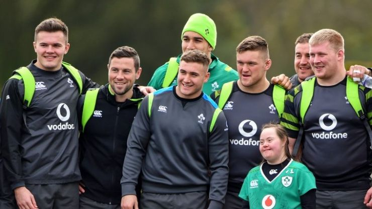 Three Irish players we'd like to see start against Italy