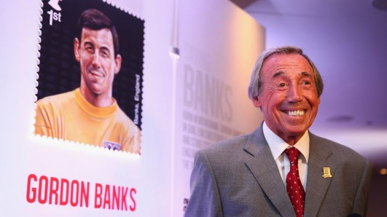 England World Cup-winning goalkeeper Gordon Banks has died, aged 81