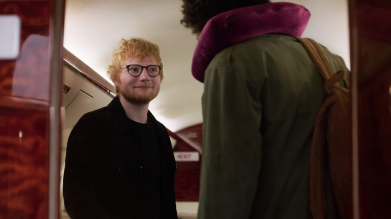 #TRAILERCHEST: Ed Sheeran and the creator of Love Actually team-up on new rom-com Yesterday