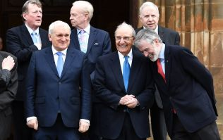 """Bertie Ahern on Ireland joining the UK: """"We have an 800-year past of difficulties and that's just a reality of our history"""""""