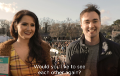 WATCH: Three Irish couples go on blind dates at Leopardstown Racecourse