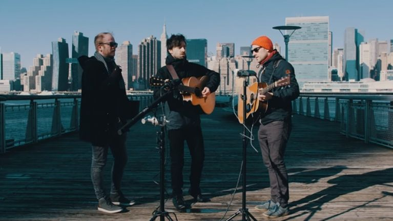 EXCLUSIVE: The brand new, breathtaking video for 'In the Moment' by Delorentos