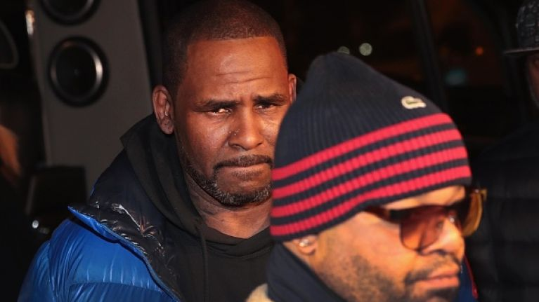 R. Kelly pleads not guilty to 10 counts of aggravated sexual assault