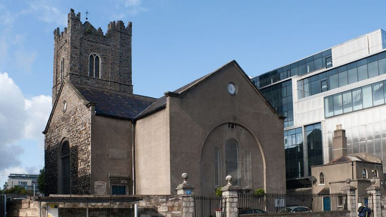 800-year-old mummy decapitated by vandals at St. Michan's Church, Dublin