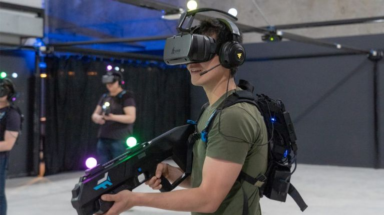 Ireland's first VR gaming arena gives us a glimpse at an exciting future