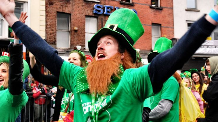 Our 5 reasons why St Patrick's Day is the single best day of the year