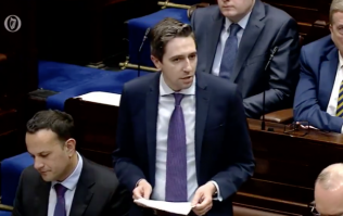 """""""I know you're used to gagging your opponents"""". Harris doesn't hold back in comments about Sinn Féin"""