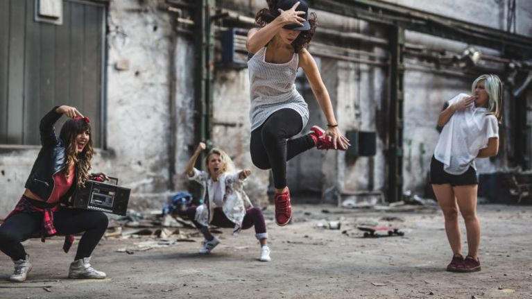 Image result for BREAKdancing