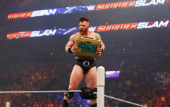 Build blockbuster biceps with WWE wrestler Sheamus' arm workout