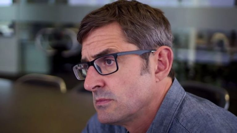 WATCH: Here's the first trailer for Louis Theroux's documentary on sexual assault and consent