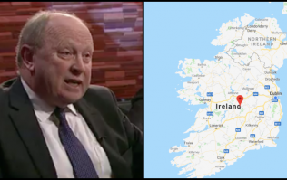 Unionist politician has an absolutely staggering take on the border issue and Brexit