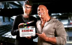 Stephen Merchant has a very specific action movie that he wants to remake with The Rock