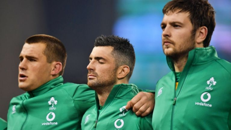 CJ Stander and two other class players tipped for Ireland recall