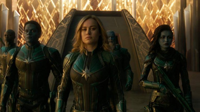 Brie Larson is a fantastic MCU addition, but Captain Marvel is only... okay