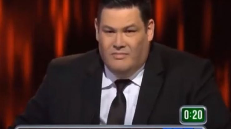 QUIZ: Can you beat Mark 'The Beast' Labbett's score from his appearance on Who Wants to be a Millionaire?