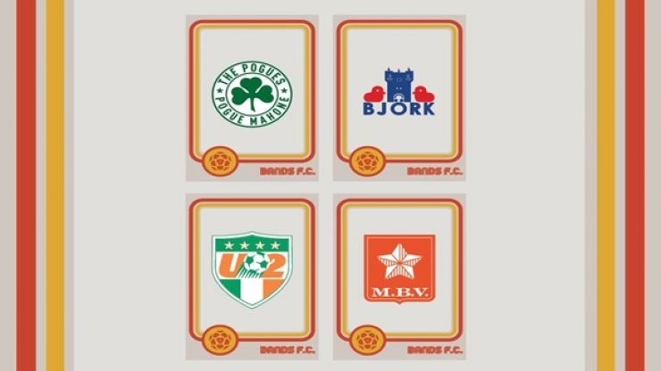 Social media sensations Bands F.C. to host first ever Irish exhibition later this year