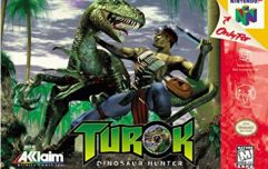 Iconic '90s video game Turok: Dinosaur Hunter is getting re-released this month