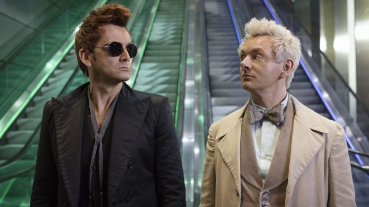 Thousands sign petition demanding Netflix cancel Good Omens show, but there is one tiny problem