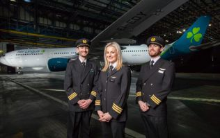 Aer Lingus remove mandatory rules for female cabin crew to wear make-up and skirts