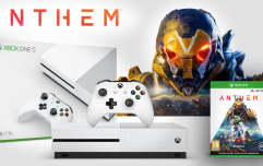 COMPETITION: Win an Xbox One S Anthem bundle with 3 extra copies for your friends