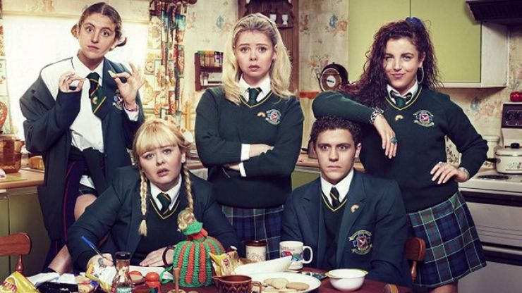 Love the music in Derry Girls? The characters now have their own Spotify playlists