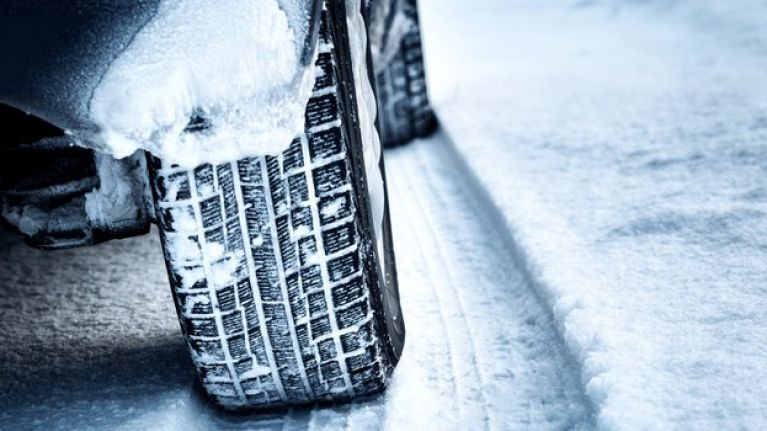 A Status Yellow snow and ice warning has been issued for Donegal