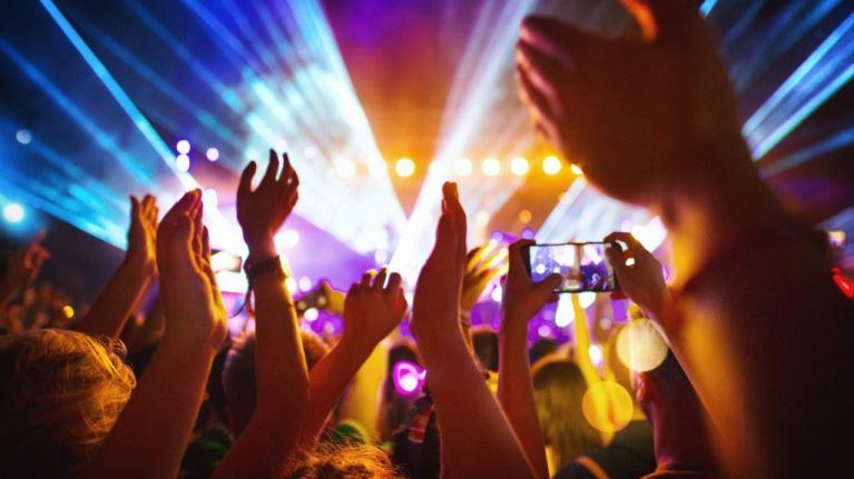 Here's how to win a €1,000 voucher for tickets to this year's biggest events with Club