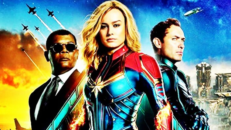 COMPETITION: Win this limited edition Captain Marvel poster signed