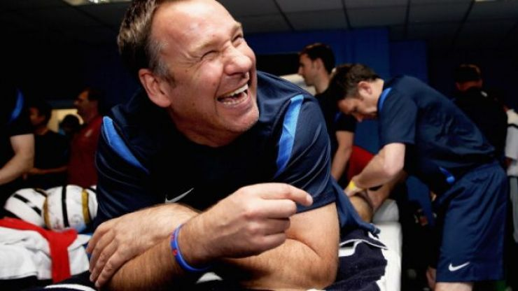 "Paul Merson releases statement following gambling ""breakdown"""