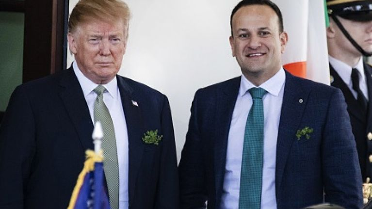 Donald Trump says that he will visit Ireland later this year