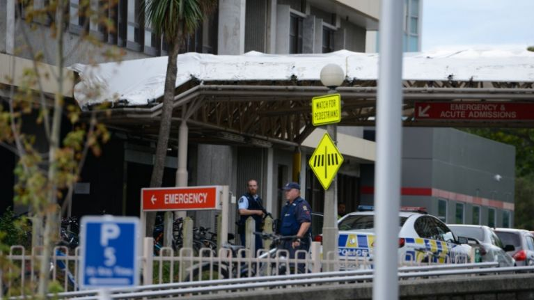 49 people dead in mass shooting in New Zealand