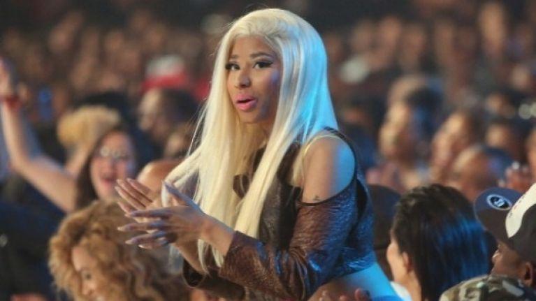 Tonight's Nicki Minaj concert in Dublin has been cancelled