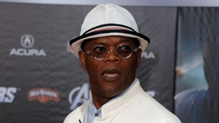 Samuel L. Jackson says he doesn't care if his Trump stance costs him fans