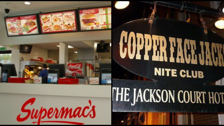 The owner of Supermac's is interested in buying Copper Face