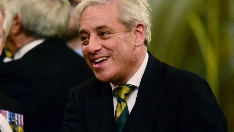John Bercow blocks Theresa May from bringing third meaningful vote on Brexit deal