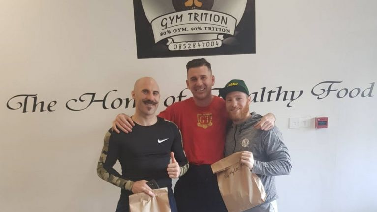 Gym Trition - Dublin's 100% wholefood eatery fueling some of Ireland's top boxers
