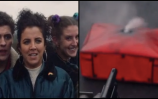 Derry Girls fans loved Michelle bringing a suitcase of vodka to Take That
