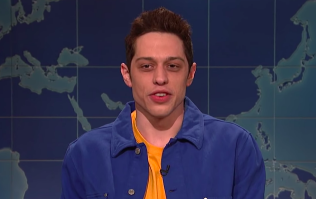 WATCH: Pete Davidson compares R. Kelly to the Catholic church