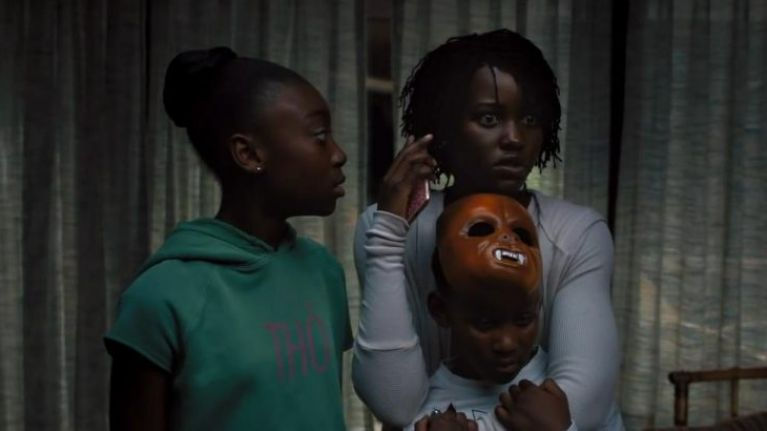 First reviews for Get Out follow-up Us compare it to The Shining and Hitchcock