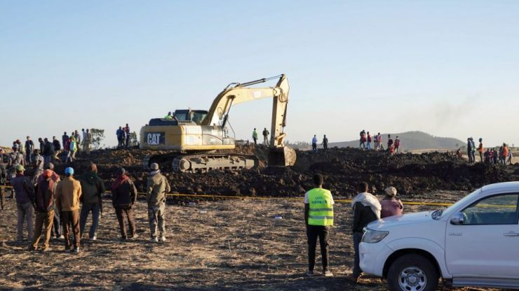 Irish person among 157 victims of Ethiopian Airlines crash has been named