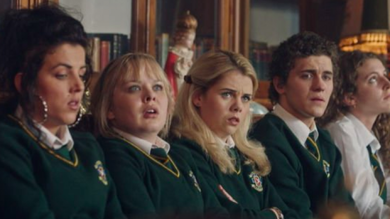 EXCLUSIVE: The cast of Derry Girls all want to return for a third season
