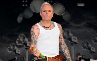 Keith Flint's death is not being treated as suspicious