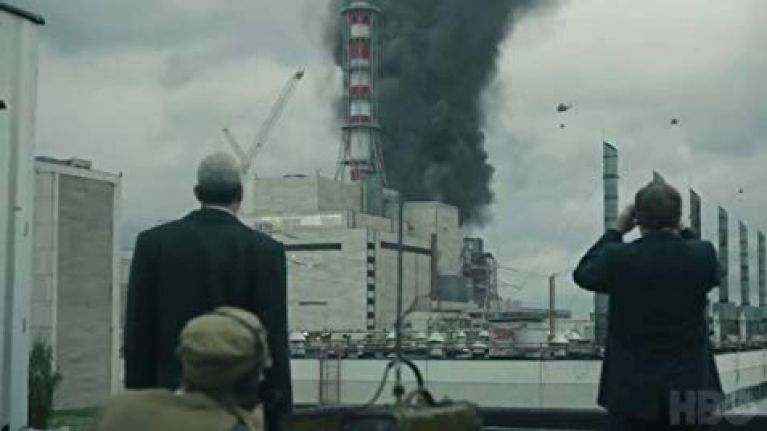 WATCH: First teaser for HBO's true-story series Chernobyl teases the start of the meltdown