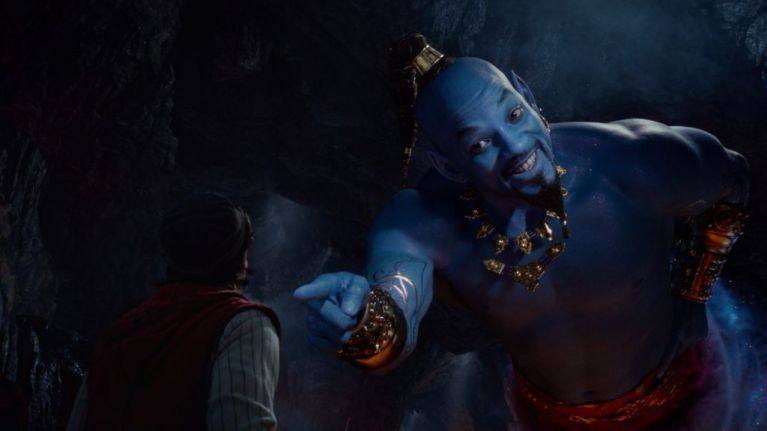 #TRAILERCHEST: The latest trailer for Aladdin shows off Will Smith's comic timing