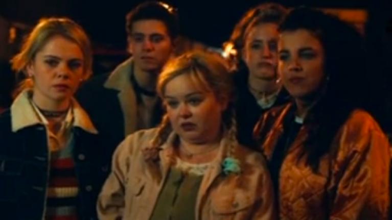 Derry Girls star had some very interesting preparation for that wonderful drunk scene