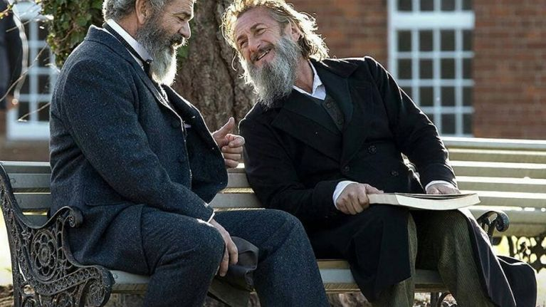 #TRAILERCHEST: Mel Gibson and Sean Penn have a beard-off in Dublin-based The Professor and the Madman