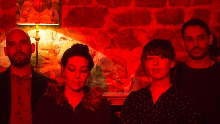 JOE's Song Of The Day #745 – October Fires 'Screaming Red'