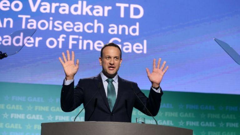 Fine Gael suffers major drop in latest opinion polls
