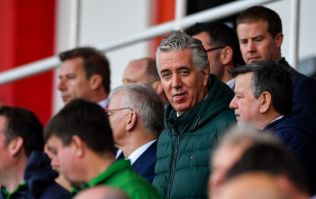 FAI confirm John Delaney will take 'substantial' pay cut in new role