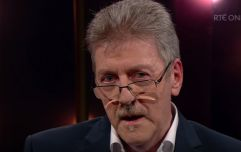 WATCH: Miami Showband Massacre survivor Stephen Travers spoke powerfully on The Ray D'Arcy Show